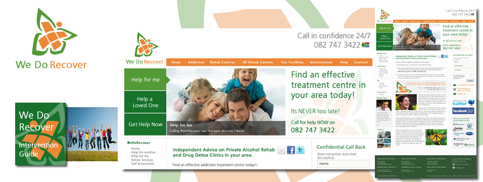 Healthcare Website Design